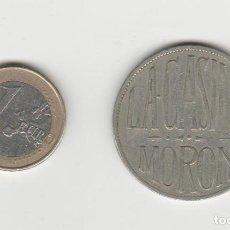 Monedas locales: TOKEN/JETON/FICHA- LA CASILLA-MORON-5 PESETAS. Lote 244038285