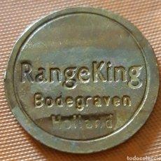 Monedas locales: MONEDA TOKEN RANGE KING BODEGRAVEN HOLLAND. Lote 244828735