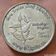 Monedas locales: MONEDA TOKEN MARKGRAFEN TALER VITAPILLE. Lote 244842230