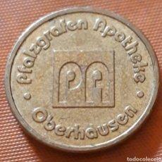 Monedas locales: MONEDA TOKEN PFALZGRAIEN GRAFEN TALER OBERHAUSEN. Lote 244844520
