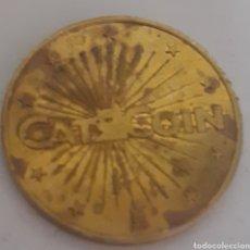 Monedas locales: MONEDA TOKEN CATEGORÍA COIN. Lote 245422935