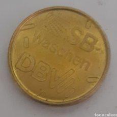 Monedas locales: MONEDA TOKEN DBVFROHLICHELEUT'. Lote 245428465