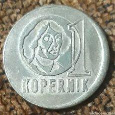Monnaies locales: MONEDA TOKEN 1 KOPERNIK W.OLDZTYNIE. Lote 245980875