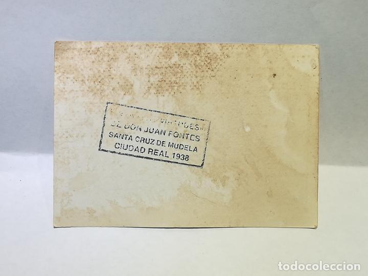Monedas locales: LAS VIRTUDES. FINCA AGRICOLA CON PLAZA DE TOROS Y COTO DE CAZA MENOR. VALE DE 30 CENTIMOS. 1938 - Foto 2 - 246155325