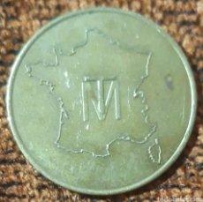 Monedas locales: MONEDA TOKEN FRANCIA TM. Lote 246279345