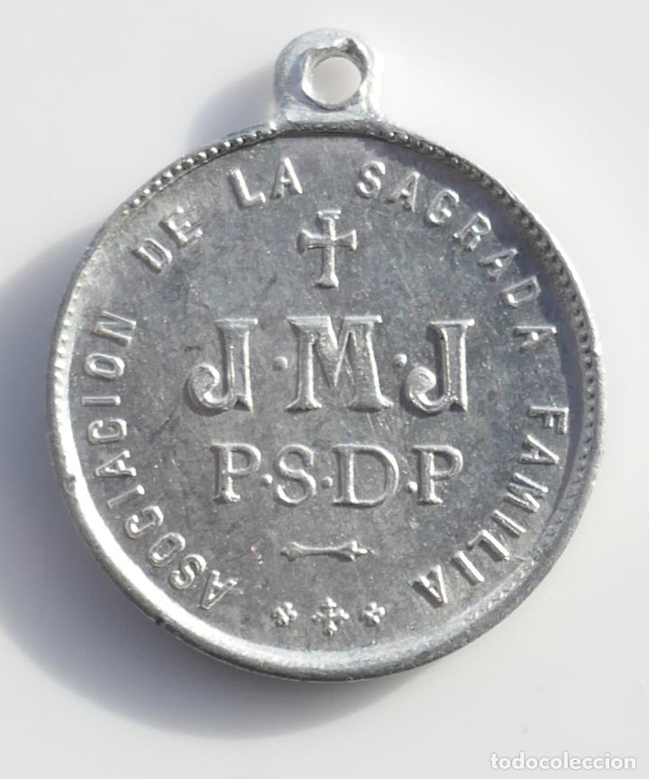 Monedas locales: MEDALLA **ASOCIACIÓN DE LA SAGRADA FAMILIA** - Foto 2 - 246471750