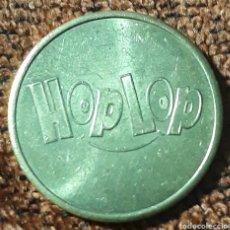 Monedas locales: MONEDA TOKEN HOPLOP. Lote 246714080
