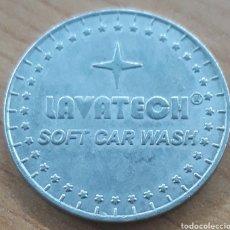 Monete locali: MONEDA TOKEN LAVATECH SOFT CAR WASH. Lote 246915935