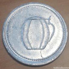 Monedas locales: MONEDA TOKEN VALE POR 1/2 LITRO DE CERVEZA GUT FÜR LITER BIER. Lote 247331985