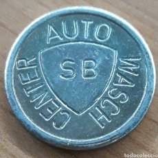 Monete locali: MONEDA TOKEN SB AUTO WASCH CENTER L M. Lote 247471020