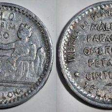 Monedas locales: CASA PERELLO - PORTA FERRISA 30 - BARCELONA. Lote 246740555
