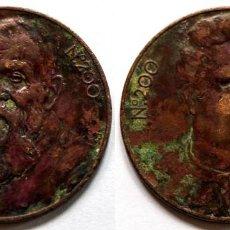 Monedas locales: FICHA NÚMERO 200 DE TERESA RIUS VILASECA Y PEDRO JORBA GASÓ. Lote 248566395