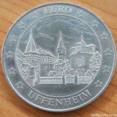 Monnaies locales: MONEDA TOKEN 2 EURO UFFENHEIM. Lote 248662005