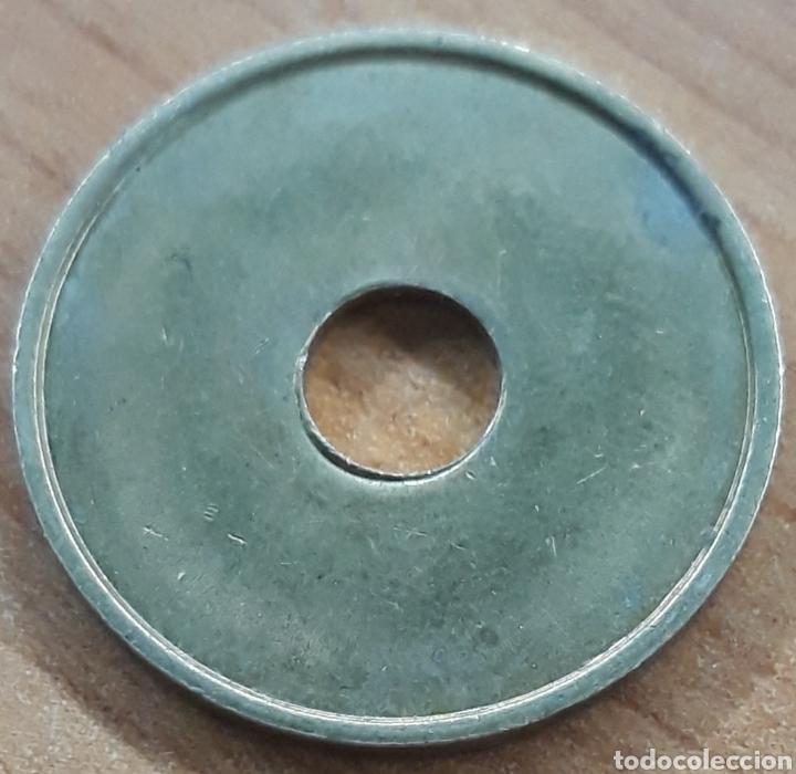 Monedas locales: Moneda token n°4 Chisx Wash System - Foto 2 - 248689065
