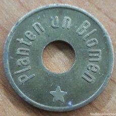 Monedas locales: MONEDA TOKEN PLANTEN BLOMEN EASBAHN. Lote 248690095