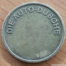 Monedas locales: MONEDA TOKEN DIE AUTO DUSCHE. Lote 248691590