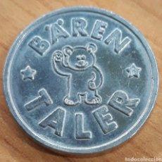 Monedas locales: MONEDA TOKEN BAREN TALER APOTHEKE TUBINGEN ROTENBURG. Lote 248702230