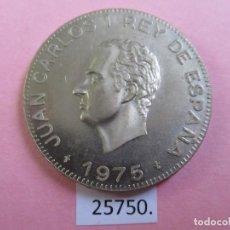 Monedas locales: FICHA MEDALLA JUAN CARLOS 1975, PROCLAMACIÓN, RECUERDO NUMISMÁTICO, TOKEN, JETON. Lote 248817785