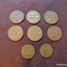 Monedas locales: LOTE FICHA SOCIEDAD LA ECONOMICA DE ARROYO DEL PUERCO ( CACERES ). Lote 249427875