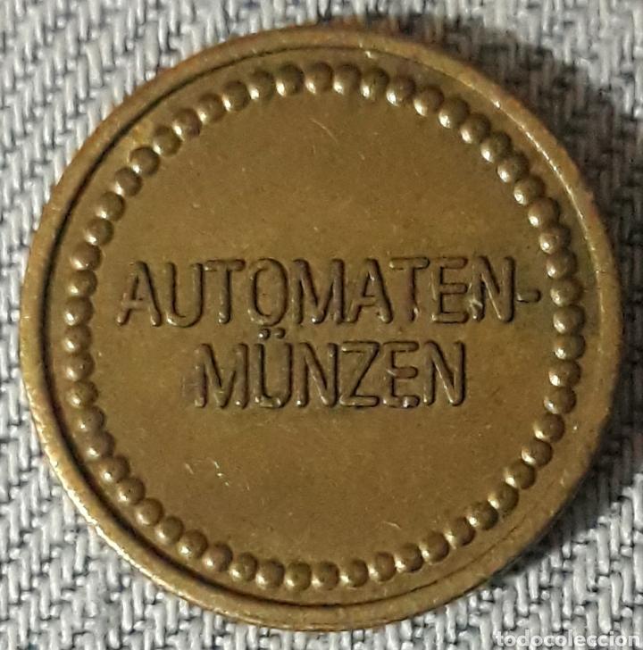 Monedas locales: Moneda token Trink coca cola automaten Münzen - Foto 2 - 251888920