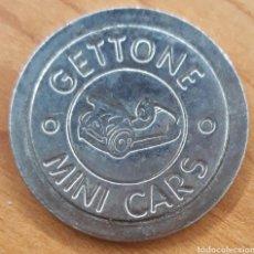 Monedas locales: FICHA MINI CARS 29R24. Lote 251939595