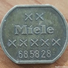 Monedas locales: MONEDA TOKEN MIELE 685828. Lote 251942075