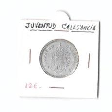 Moedas locais: FICHA MONETARIA. JUVENTUD CALASANCIA. 1932. PROBABLE OBRA/TRABAJO BENÉFICO CON NIÑOS. Lote 254446025