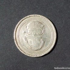 Monedas locales: ⭐️ FICHA 5 PTS. CASINO CIRCULO DE PESCADORES DE BARCELONA.. Lote 255981895
