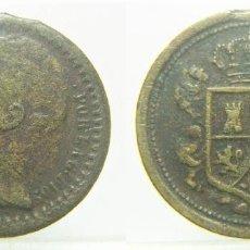 Monedas locales: ALFONSO XIII FICHA A IDENTIFICAR 20 MM. Lote 257375930