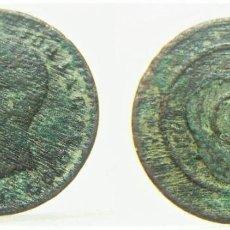 Monedas locales: FICHA O JETON A IDENTIFICAR ALFONSO XIII 14 MM. Lote 257378405