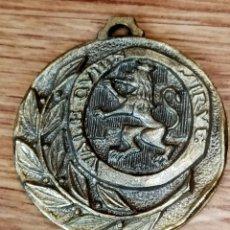 Monedas locales: OJE, ORGANIZACION JUVENIL ESPAÑOLA - VALE QUIEN SIRVE AÑOS 60. Lote 263681600