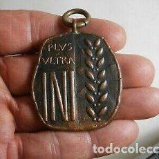 Monedas locales: MEDALLA INI PLUS ULTRA. Lote 264341136