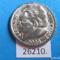 Monedas locales: FICHA BONN BEETHOVEN ALEMANIA, 10 PFENNIG 1920 , MONEDA DE NECESIDAD, TOKEN, JETÓN. Lote 269177388