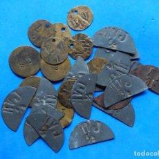 Monedas locales: LOTE DE FICHAS. APARECIDAS EN MALLORCA. A CATALOGAR.. Lote 270191958