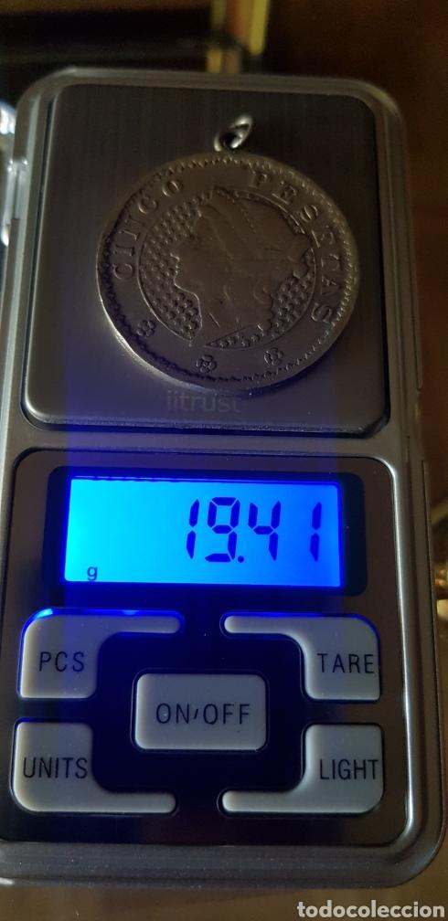 Monedas locales: Tokens 5 pesetas Casino Ateneo Valencia - Foto 5 - 273606768