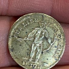 Monedas locales: CURIOSO JETON ALEXANDER KAI. V. RUSSLAND FUR LIEBE UND FREIDE. Lote 276374198