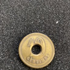 Monedas locales: CAFE DEL CIRCO 10 CTS. Lote 277047828