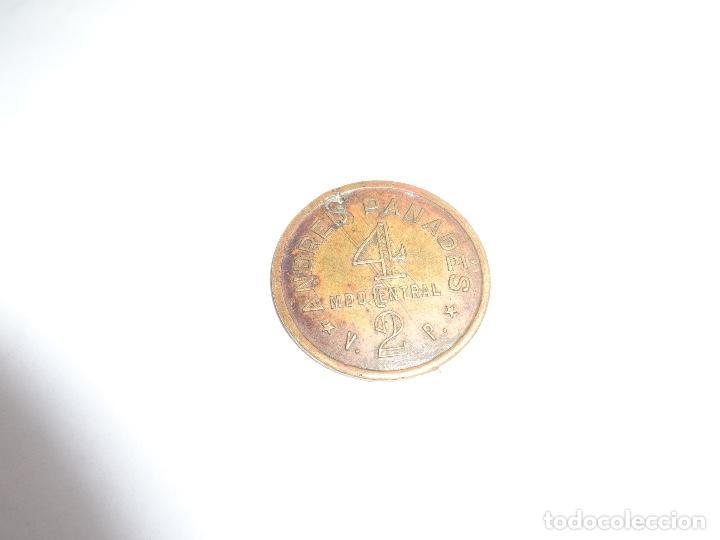 Monedas locales: ficha comercial Born Barcelona. única - Foto 3 - 278557743