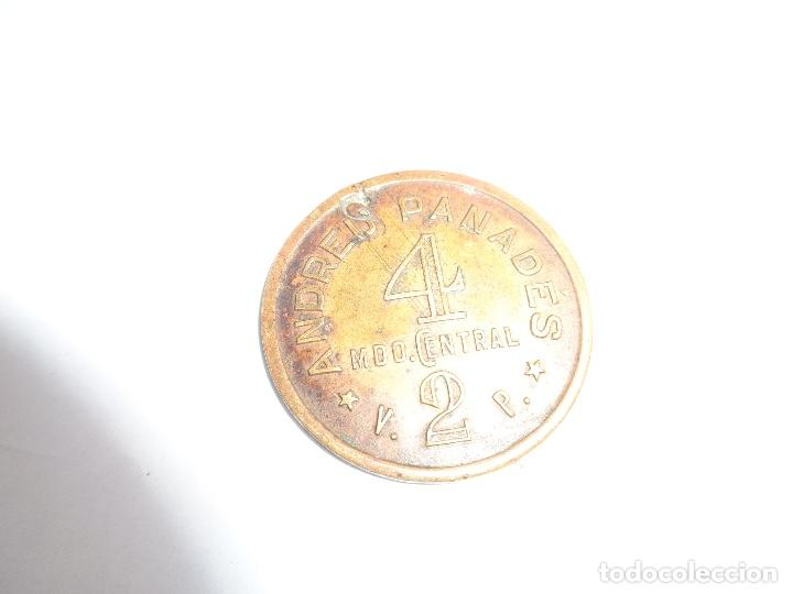 Monedas locales: ficha comercial Born Barcelona. única - Foto 4 - 278557743