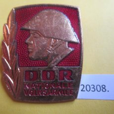 Monedas locales: INSIGNIA, MEDALLA RDA,DDR, ALEMANIA COMUNISTA NVA NATIONALE VOLKSARMEE. Lote 280128588
