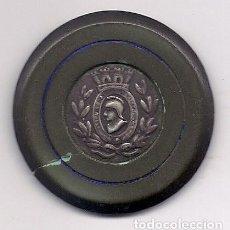 Monedas locales: ANTIGUA FICHA DE 100 PTAS DEL CASINO MILITAR DE MADRID. Nº 109 - INSCRIPCION SI VIS PACEM PARABELLUM. Lote 289338798