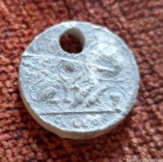 Monedas locales: MARCHAMO COMERCIAL EL LEÓN SALCHICHÓN H.DE BOSCH MONEGAL SERGA. Lote 294845548