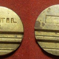 Monedas locales: FICHA COMERCIAL CETIL 3. Lote 294846003