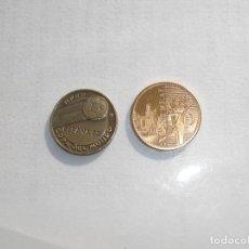 Monedas locales: MONEDAS DE DEPORTES. Lote 295584053