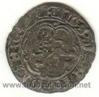 BLANCA ENRIQUE III CASTILLA Y LEÓN (1390-1406) CECA DE TOLEDO ALVAREZ BURGOS Nº603 (Numismática - Medievales - Castilla y León)
