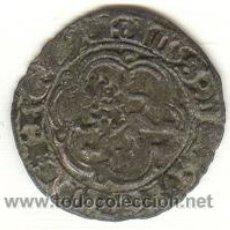 Monedas medievales: BLANCA ENRIQUE III CASTILLA Y LEÓN (1390-1406) CECA DE TOLEDO ALVAREZ BURGOS Nº603. Lote 22318721