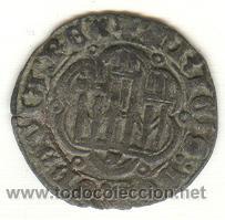 Monedas medievales: BLANCA ENRIQUE III CASTILLA Y LEÓN (1390-1406) CECA DE TOLEDO ALVAREZ BURGOS Nº603 - Foto 2 - 22318721