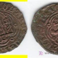 Monedas medievales: CASTILLA: JUAN II BLANCA BURGOS AB-624 (2). Lote 26695752