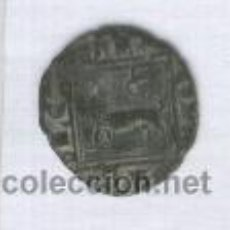 Monedas medievales: ANTIGUA MONEDA MEDIEVAL ESPAÑOLA ALFONSO X OBOLO LEON PRECIOSA LEONESA. Lote 26833859