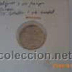 Monedas medievales: ESPAÑA DINERO ALFONSO I DE ARAGON. Lote 19356360